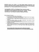 1 adet Sap2000 v14 ADV to v16 Ultimate (10 user network)