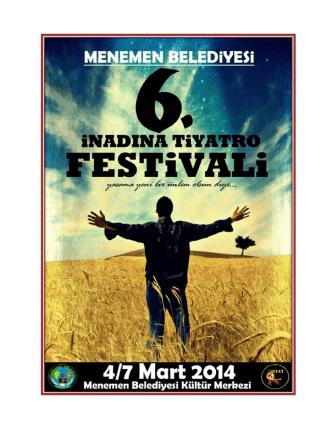 4 MART 2014 Salı (1.GÜN)