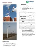 Çalışma Şekli Rüzgar Jeneratörü Güneş Paneli Akü Lamba Işık