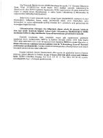Yazı ve Katılım Formu (3 sayfa)