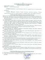 ESOGÜ Bilimsel Araştırma Projeleri 2014 Yılı Uygulama Esasları