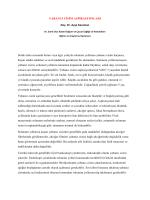 Yabancı Cisim Aspirasyonları - Dr. Sami Ulus Eğitim ve Araştırma