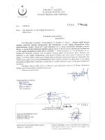 T.c. sAKARYA vALtLİĞİ - Sakarya İl Sağlık Müdürlüğü