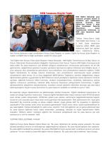 MEB Yasasına Büyük Tepki - Türk Eğitim