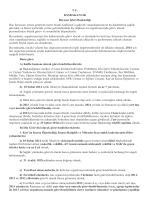 GÖREVLİ KRİTELERİNİ(Şartlar ve Kurallar) OKUYUNUZ LÜTFEN