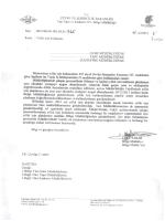 Yıllık İzin Kullanımı - Tapu ve Kadastro Genel Müdürlüğü