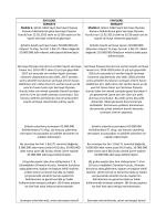 Esas Sözleşme Değişikliği Tadil Metni