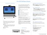 Cisco DX70 Hızlı Başvuru Kılavuzu