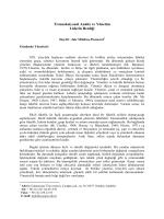TA ve İş Dünyası - Transaksiyonel Analiz Derneği