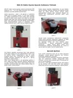 KSA 01 Kablo Soyma Aparatı Kullanma Talimatı Garanti Şartları