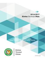 2014-2017 stratejik planımız