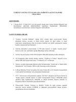 Mayıs 2014 - Turizm Tanıtma ve Pazarlama Dairesi