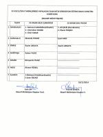 22-23 kasım mtsk direksiyon eğitimi sınavı denetim komisyonu