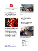 SOMALİLAND EBELİK EĞİTİMİ
