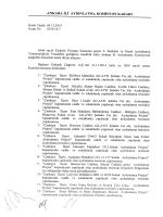 Ankara Valiliği Komisyon Kararları 7