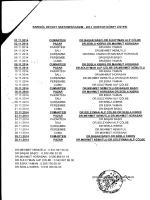 Kasım 2014 Doktor Nöbet listesi