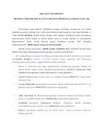 Etkinlik Katılım esaslarını - Kocaeli Üniversitesi | BAP Koordinasyon