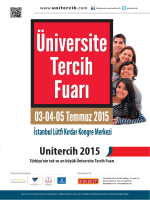 2014 Unitercih Sonuç Raporu