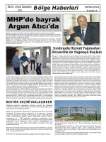 Bölge Haberleri 30/06.2014 - bizim ivrindi gazetesi haber sitesi