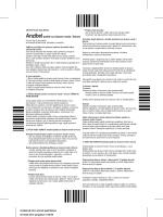 Anzibel bal limon aromalı pastil Bosna 05 Aralık 2012
