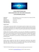 cofund - AB Horizon 2020 Çerçeve Programı