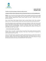 28.02.2014 Frankfurt Ticaret Borsası Başkanı Schober Ziyareti