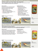 Sikafloor®2 SynTop TR (Sika Chapdur Gorunclum)