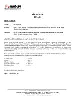 2014 Yılı 3. Dönem Geçici Vergi Hesaplamalarında Esas Alınacak