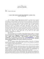 Eğitim Dairesi Başkanlığı 2015 Yılı Yabancı Dil Kursu Ücreti