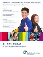 AuSbildunG - Landesinnungsverband des Gebäudereiniger