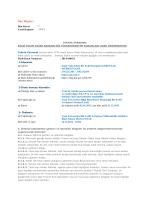 İlan Bilgileri - Uşak Üniversitesi