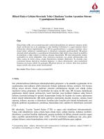 Br Gelişim Sürecinde Telsiz Cihazların Yazılım Açısından Sisteme