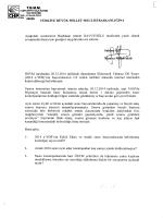 ÇHP - Türkiye Büyük Millet Meclisi
