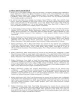 nisan 2014 meclis karar özetleri