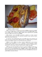 1- Balıketinin özellikleri nelerdir? Balık eti, beslenme değeri ve