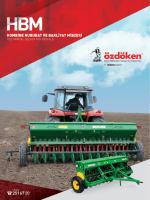 Model HBM - Özdöken
