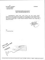 T.c. İSTANBUL ANADOLU 6. ICRA DAIREsI 2014/428 TLMT.