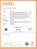 3BS 5467 - Seval Kablo