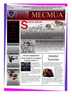 Okul Mecmuası - Konya Ereğli PMYO