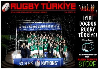 13,90 - Rugby Türkiye