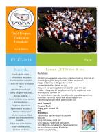 Özel Ütopya İlkokulu ve Ortaokulu Sayı:1 EYLÜL