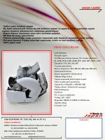 ÜRÜN ÖZELLİKLERİ - Tuba Elektronik