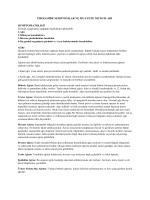 ürolojide semptomlar ve muayene metotları semptomatoloji