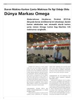 Dergi makalesini görüntüle Matbaa Teknik / Haziran