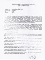 Anamur İlçesi 2014 Yılı Sportif Turizm Kurulu Toplantı Kararı için