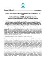Sakura Projesi 100 girişimci kadını iklimlendirme sektörüne