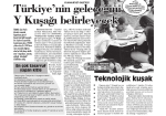 Y Kuşağı belirle - İstanbul Serbest Muhasebeci Mali Müşavirler Odası