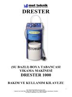 DRESTER - Met