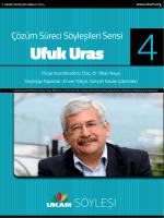 Ufuk Uras - Uluslararası Kültürel Araştırmalar Merkezi International