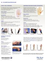 el bileği rahatsızlıkları